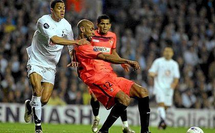 El Sevilla siempre superó los duelos directos frente a rivales ingleses
