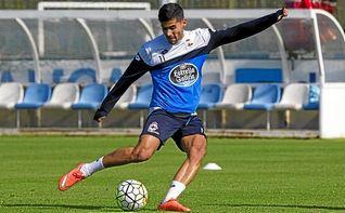 Juanfran, ante los rumores del Barça: ´Leganés es mi único pensamiento´