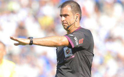 Daniel Ocón Arráiz arbitrará el Sevilla-Athletic.