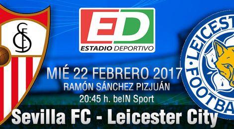 Sevilla F.C-Leicester: Un rugido sevillista para cazar al 'zorro'