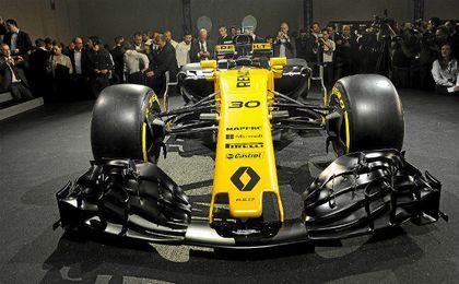 En Renault confían en su nuevo RS17.
