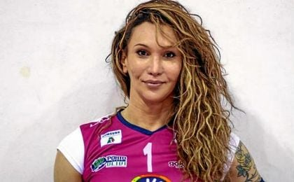 Tiffany Abreu, de jugador de voley en España a jugadora en Italia
