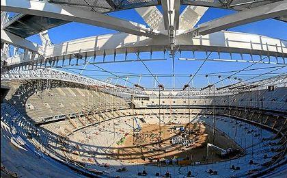 El ayuntamiento de Madrid podría dejar al Atlético sin poder usar su nuevo estadio