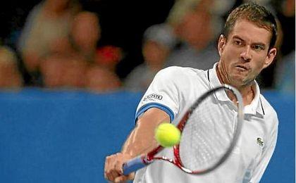El tenista español cae en octavos.
