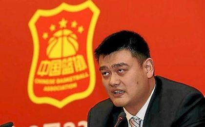 Yao Ming será el líder del baloncesto chino.
