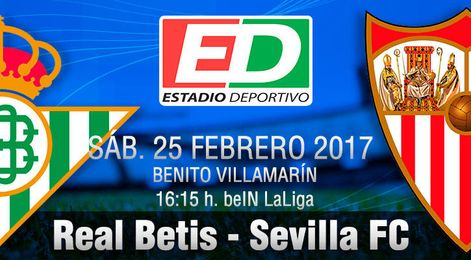 Real Betis-Sevilla F.C.: A contagiarse del verdadero derbi
