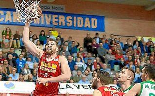 UCAM Murcia 92-80 Real Betis: No levanta cabeza