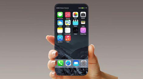 Conoce cómo será el iPhone 8