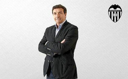Alexanko, nuevo director deportivo del Valencia