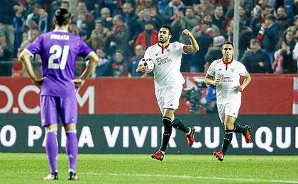 El Sevilla, el 'rey' de los minutos finales por delante de Barcelona y Madrid