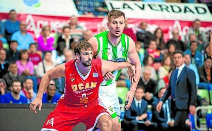 La sexta derrota consecutiva pone a una sola victoria la zona de descenso para el Betis. ACB Photo / J. Bernal.