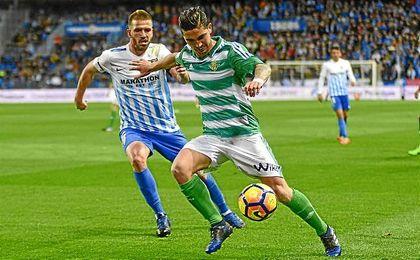 Málaga-Betis: En directo