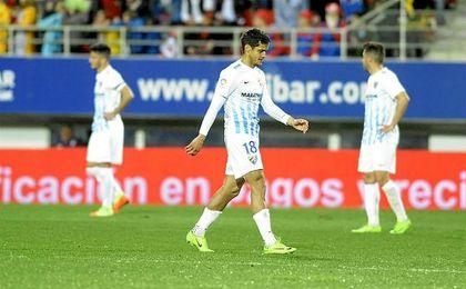 Málaga CF: Echando de menos a Juande y Sandro