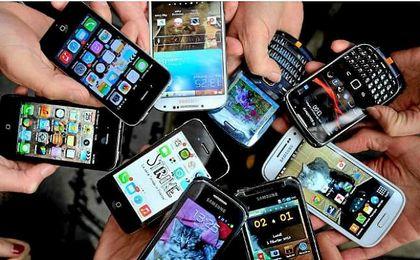 Los usuarios de móvil superarán los 5.000 millones a mediados de 2017