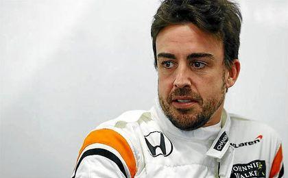 """Alonso: """"Tengo buenas sensaciones con el coche y vemos mejoras cada día"""""""