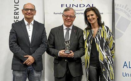 Helvetia Seguros recibe el premio Fundal 2016 a 'La Inclusión Laboral y Social'
