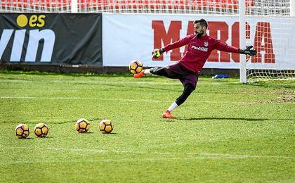 Moyá confirma que renovará un año más con el Atlético