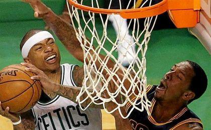 Cleveland cae ante unos buenos Celtics.