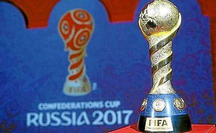 Copa Confederaciones se celebrará del 17 de junio al 2 de julio.