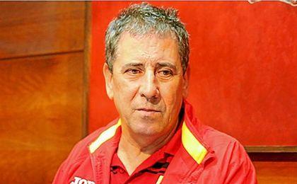 Ramón Cid confía en el velocista.