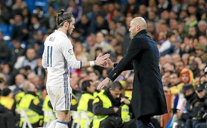 """Zidane: """"No podemos estar contentos con lo que estamos haciendo"""""""