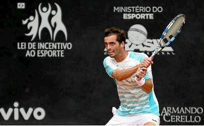 Albert Ramos luchará por el título en Sao Paulo y Carreño se despide en semifinales