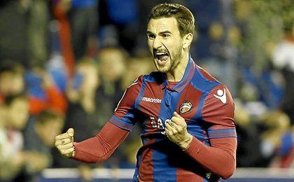 Juan Muñoz marcó en el minuto 87.