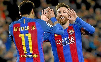 Los catalanes han goleado en sus últimos partidos a sus rivales.