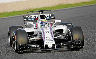 Massa marca el ritmo en una sesión provechosa para Vettel