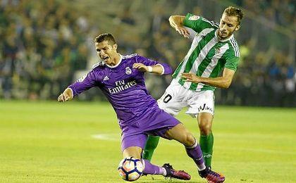300 entradas del Madrid-Betis para los aficionados del club verdiblanco