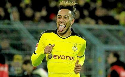 El Dortmund podría multar a Aubameyang por su peinado