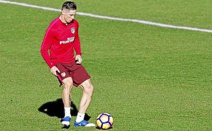 Fernando Torres no quiere que el equipo se confíe.