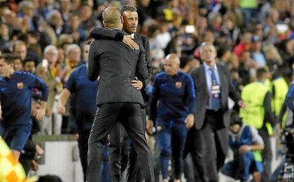 """Guardiola: """"Es una gesta impresionante"""""""