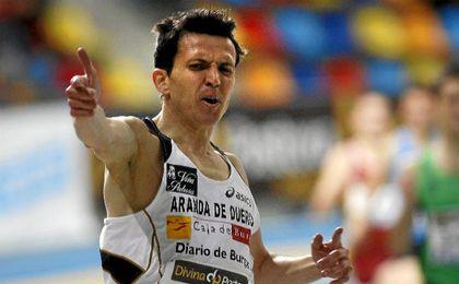 Higuero ha sido uno de los rostros más importantes del atletismo español.