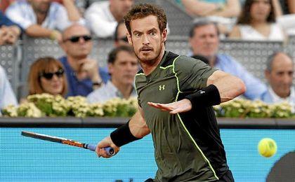 """Murray, sobre el cuadro: """"Probablemente sea uno de los más duros de todos los tiempos"""""""