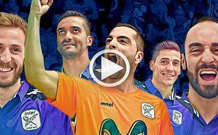 El Movistar Inter consigue su décima Copa de España en los penaltis contra ElPozo