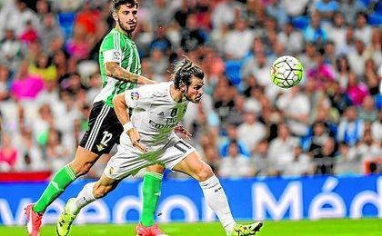 Bale abrió la pasada campaña el camino de la goleada madridista sobre los verdiblancos.