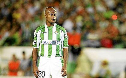 Assunçao, en su etapa en el Betis.