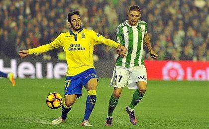Conoce el horario de Las Palmas-Betis de la jornada 31