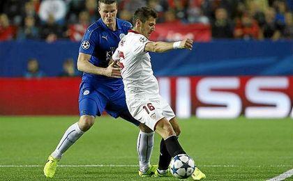 El Sevilla, favorito en las apuestas para pasar a los cuartos de final