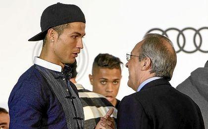 Cristiano Ronaldo pide a Florentino que fiche a un compatriota