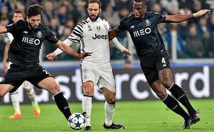 La Juventus pasa a cuartos tras tumbar al Oporto