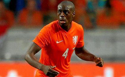 Indi, con la selección holandesa.