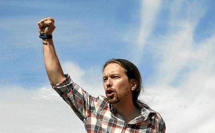 Pablo Iglesias ha atizado a Zozulya.