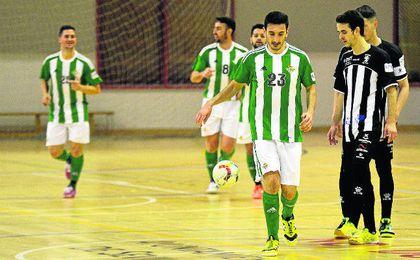 El Real Betis Futsal se dio un festín en la jornada 23 de Segunda.