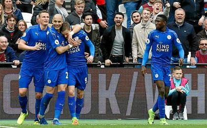 El Leicester de Shakespeare sólo sabe ganar.