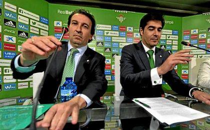Haro y Catalán han encontrado oposición en las plataformas.Firma de la foto