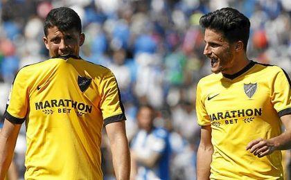 El Málaga lleva 18 encuentros sin ganar fuera.