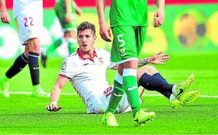 El Sevilla pierde la rueda de la primera vuelta