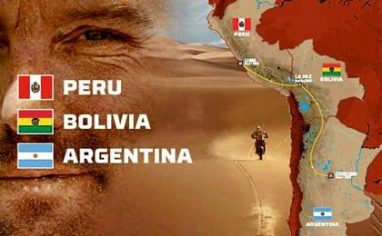 Secumplen los 40 años del Dakar